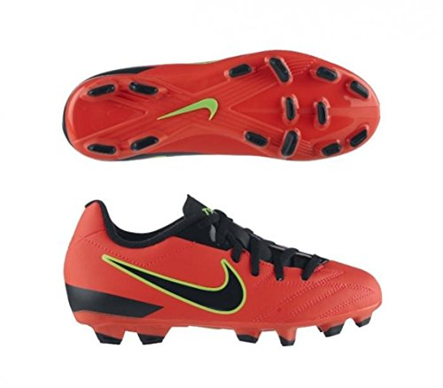 Nike JR Total 90 Shoot AG 4 Fussballschuh Kinder 472567-643 [GR 38,5 US 6Y]