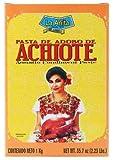 Achiote La Anita Especia Colorante para Cochinita Pibil Comida mexicana Especia para Carnes - 1 kg