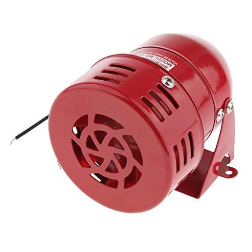 Sonido de Alarma Motor Sirena de Zumbador Suministros de Trabajo Equipo Industrial Escolar - 220V