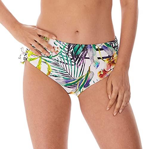 Fantasie Women's Standard Swim Briefs, Multi, Medium