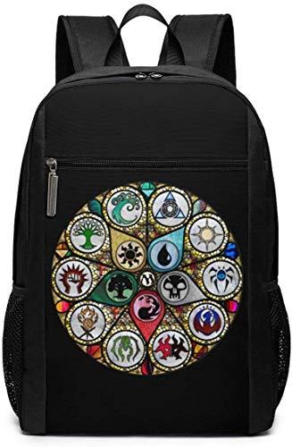 School Backpack, School Bag, Backpack Women and Men Girl's Magic The Gathering Bag, School Backpack.