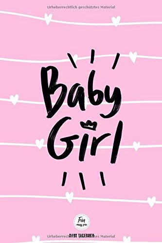 Baby Tagebuch: Schwangerschaftstagebuch - Baby Notizbuch mit 120 blanko punktierten Seiten zur individuellen Gestaltung - Geschenk werdende Mama - ca. A5