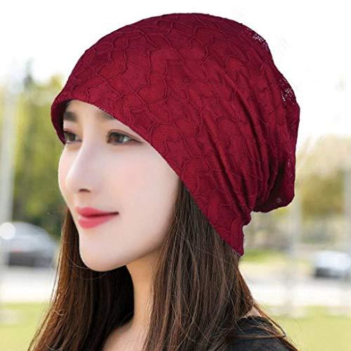 SHYPT Sombrero al Aire Libre Casual de la Moda del diseño Delgado de Las Mujeres, Sombrero Impermeable Transpirable para Mujer (Color : B)
