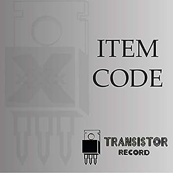 Item code (Vinyl remastered version)