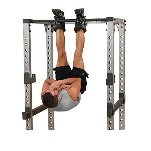 DYJD 1 Paar Anti Gravity Boots Inversion Hammer Inversion Gravity Boots, Massivstahlrahmen Fitness für Therapie Gym Fitness Physio
