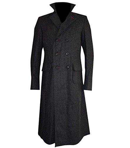 III-Fashions - chamarra de lana para hombre de Benedict Cumberbatch de invierno...