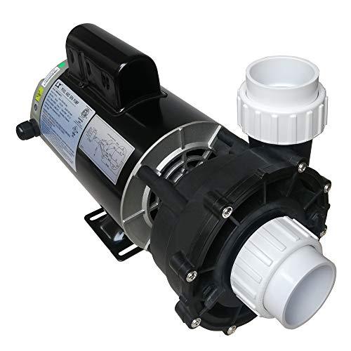 "KL KEY LANDER Hot Tub Spa Pump, 3HP, Single Speed, 56Frame LX Motor (220-240V/60Hz); 2"" Port; OEM# 39577-03 and 56WUA300-I"