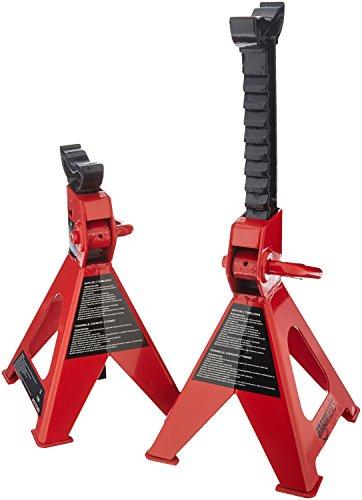 AmazonBasics Steel Jack Stands with 2 Ton Capacity