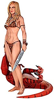 Gentle Giant Shanna The She-Devil Statue by Gentle Giant