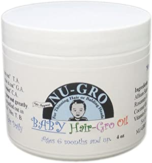 Best nu gro hair products for babies Reviews