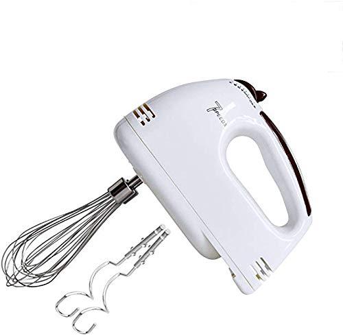 E-18th Haushaltshand 100W 7 Geschwindigkeit elektrischer Küchenmixer Stabmixer mixer Kuchenmixer Eiermixer Beater