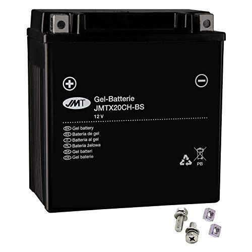 YTX20CH-BS Gel Batterie für VZR 1800 M1800 R Intruder Baujahr 2006-2017 von JMT