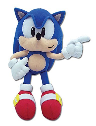 Great Eastern GE Animation - Sonic The Hedgehog : Classic Sonic - Peluche