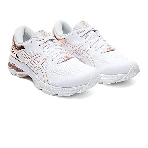 ASICS Gel-Kayano 26 Platinum Women's Zapatillas para Correr - SS20-41.5