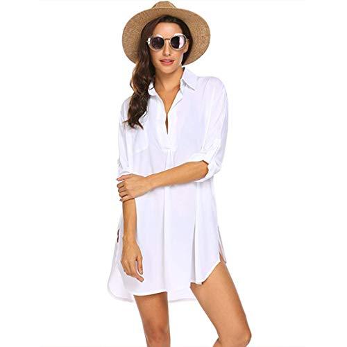 Damen Mode Sexy Rock Badebekleidung Beach Smocks Bikini Beachwear Strandröcke Kleid