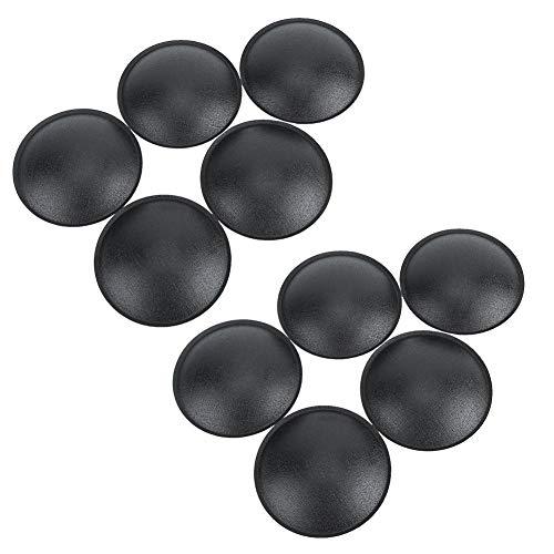 Wendry luidspreker stofkap, 10 stuks 75 mm doek luidspreker stofkap, luidsprekeraccessoires, voor mooie en royale decoratie