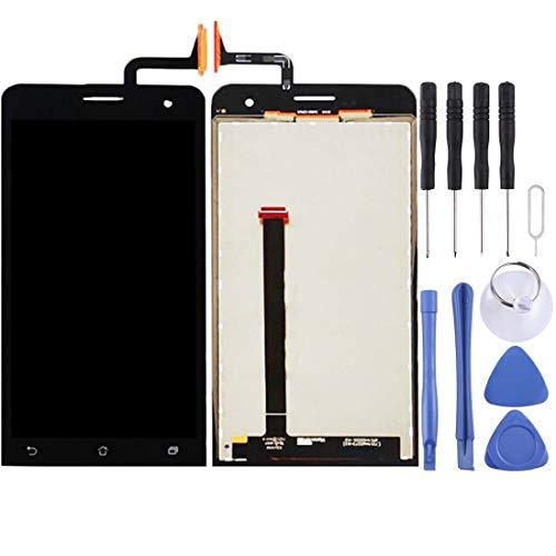 Mingxian Pantalla LCD y digitalizador Asamblea Completa for ASUS ZenFone 5 / A502CG (Negro) (Color : Black)
