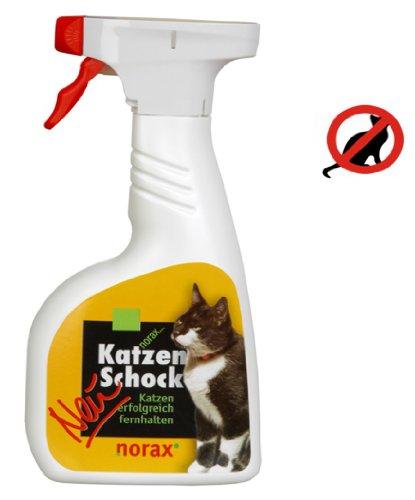 norax Katzen Schock 500 ml - Vertreibungsmittel gegen Katzen *Fernhaltemittel*