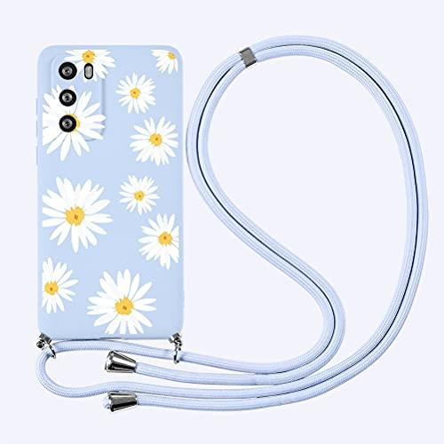 Yoedge Funda con Cuerda para Huawei P10 Lite 2017 5,2
