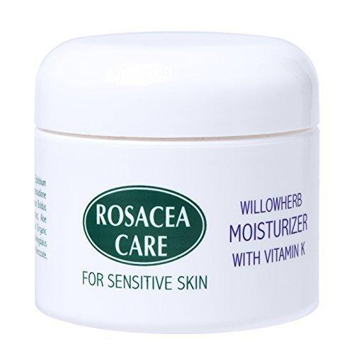 Moisturizer - Nourishing, healing rich rosacea cream (2 Oz)