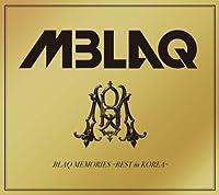 Blaq Memories: Best in Korea by Mblaq (2012-03-07)