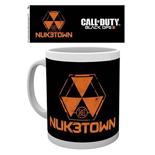 GB eye Call of Duty - Black Ops 3 - Nuketown (Tazza) Merchandising Ufficiale