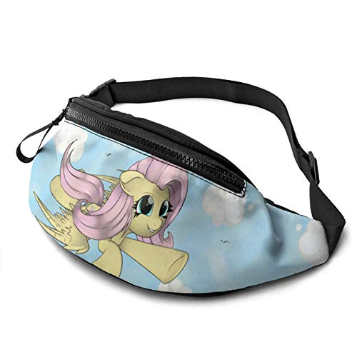 My Rainbow Pony Waist Pack Bag Casual Fanny Pack for Men & Women With Adjustable Belt Sports Bag Running Bag Keep Fit With Exercise Jogging, Hiking Chest Pack Shoulder Bags