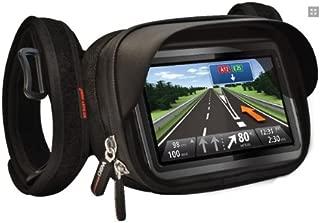 So Easy Rider V5 Handlebar Mount Waterproof Case for Tomtom Garmin Magellan GPS with 5