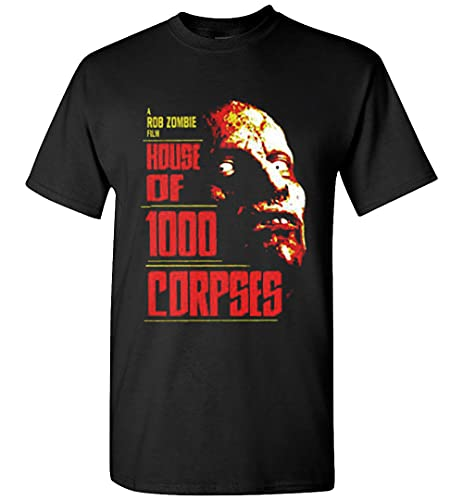 Sumito A Rob Zombie Film House of 1000 Corpses - Halloween 2021 T-Shirt Customized