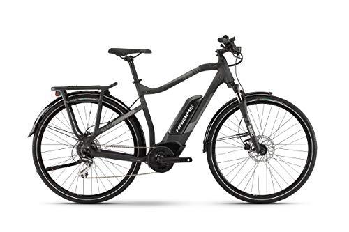 28 Zoll Haibike SDURO Trekking 1.0 EBike Elektro Fahrrad Pedelec 400Wh Shimano 8 Gang Gr.S