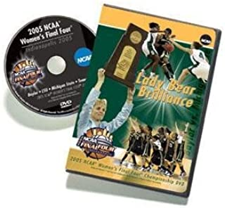 The computer group Lady Bear Brilliance - 2005 NCAA Womens Basketball Championship Final Four DVD