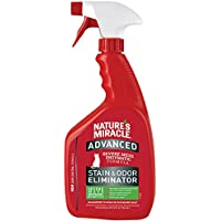 Nature's Miracle Advanced Stain and Odor Eliminator Cat