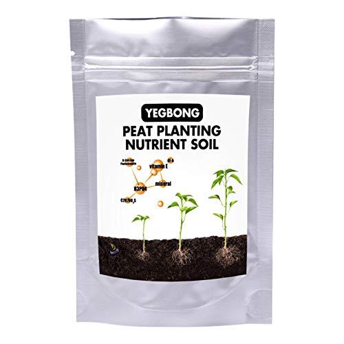 josietomy Gründüngung Bodenverbesserung Pflanzennährstoffboden, Torfpflanzung Nährstoffboden für Gemüse, Obst, Garten- und Balkonpflanzen