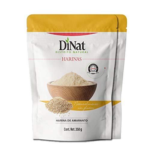 DiNat Harina, de Amaranto, 700 gramos