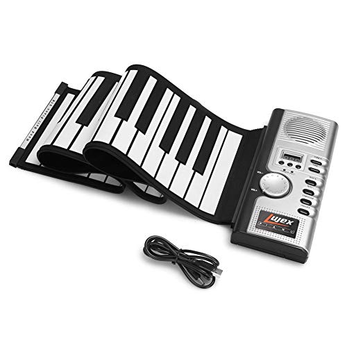 Lujex Roll Up Keyboard Piano