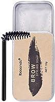 PIXNOR Wenkbrauwgel, transparante zeep, duurzaam, waterdicht, make-up, styling gel met kwast, dames cosmetica