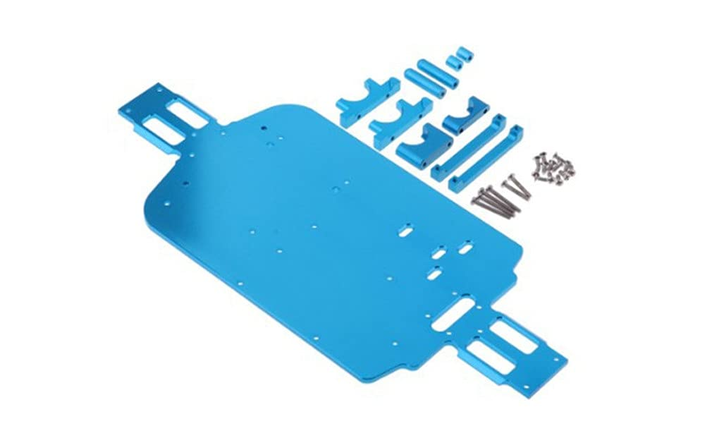 RC Chassis Upgrade Replacement Parts for 1/18 WLtoys A949 A9