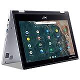 Acer Chromebook Spin 311 Convertible Laptop, Intel Celeron N4020, 11.6