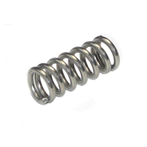 Kind Shock Kabelklemmfeder // Dropzone/-Remote (15), Ausführung:Silber