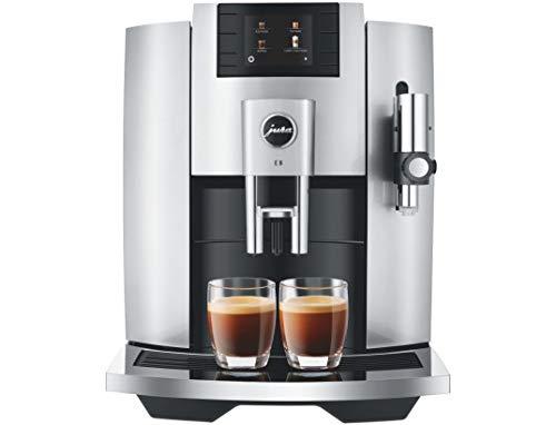Robot espresso E8 Moonlight Silver 15336