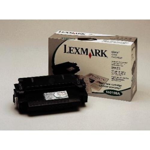 Lexmark 140198 A Toner compatible negro, 6,8 K páginas (reemplaza HP 98 A) - cartucho de impresión Linea