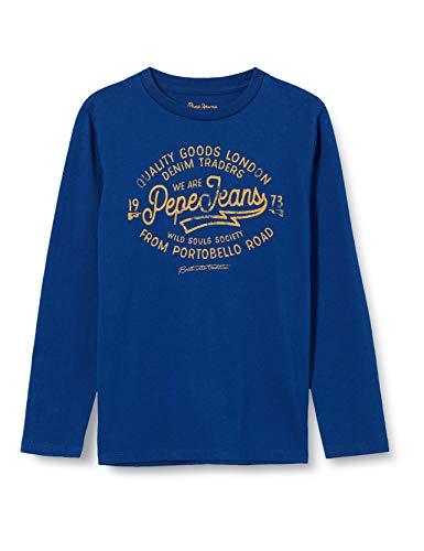 Pepe Jeans Jungen Oliver T-Shirt, 581, 6