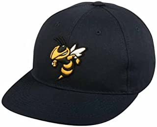check out 946a3 672bb Collegiate Cap NCAA Official Authentic Replica Baseball Football Hat  (Youth Adult Adustable,