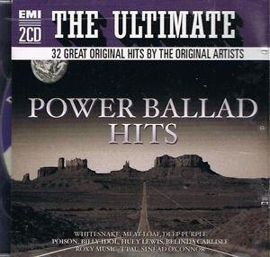 Power Ballad Hits