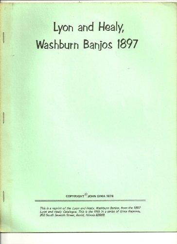 Washburn Banjos 1897