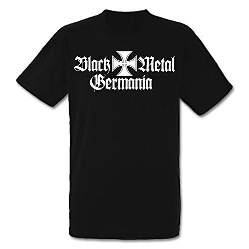 Black Metal Germania T-Shirt T-Shirt in den Größen S - XXXL erhältlich (M)