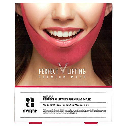 Avajar Perfekte V Lifting Maske 5Ea In 1 Pack