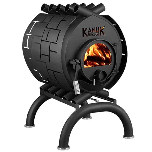 Kanuk® Original 18 kW Seitenverkleidung Brick & Untergestell Rondo