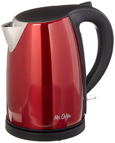 hervidor de agua amazon fabricante Mr. Coffee