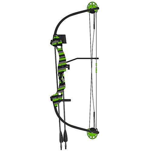 BARNETT 1281 Tomcat 2 Compound Bow, Ages 8-12 Years Old